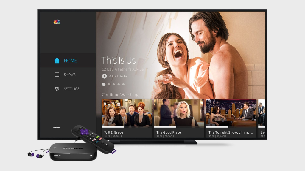 NBCU Threatens to Pull TV Apps From Roku Amid Fight Over Peacock Deal Terms