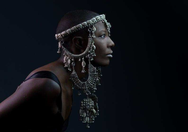 Beyonce headdress