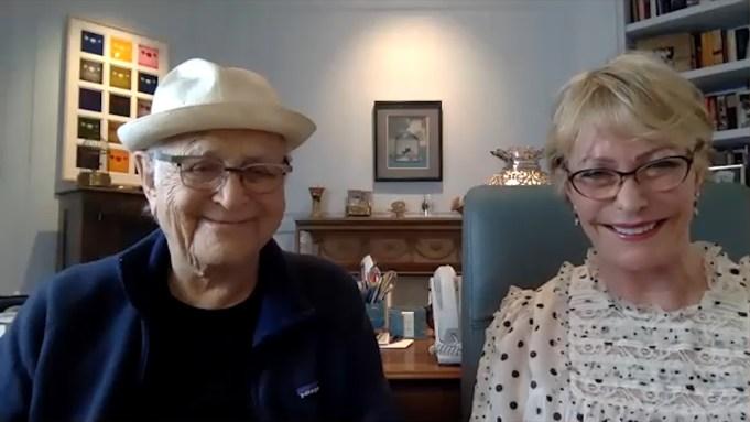 Norman Lear, Lyn Lear