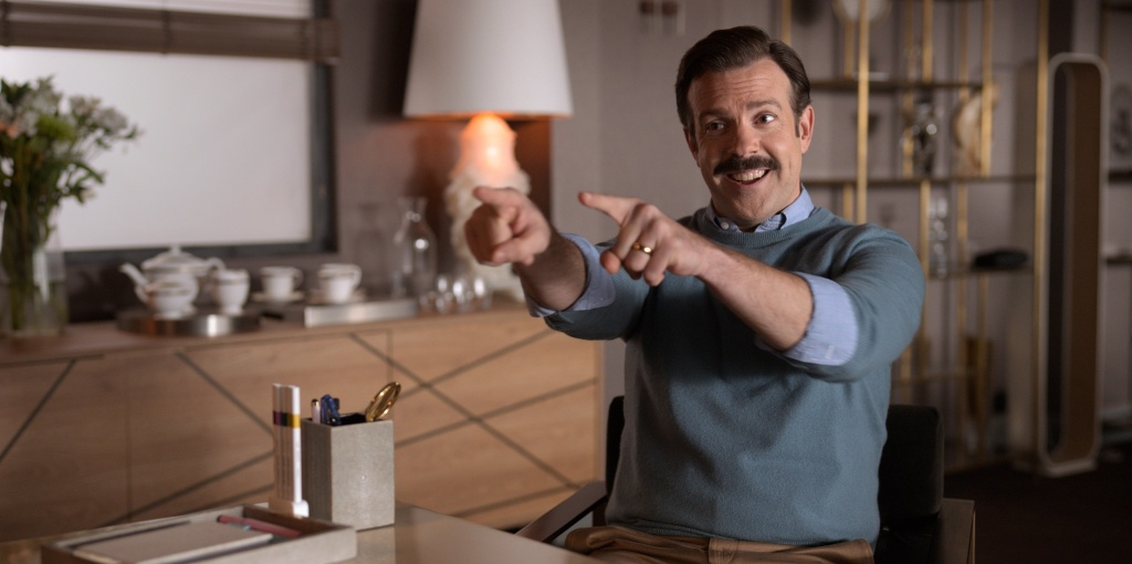Jason Sudeikis Reveals How 'Ted Lasso' Was Inspired by Robin Williams