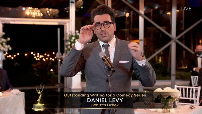 Daniel Levy Emmys 2020
