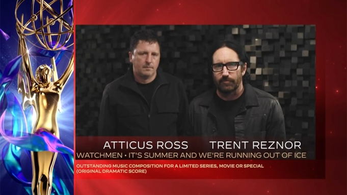 Trent Reznor Atticus Ross