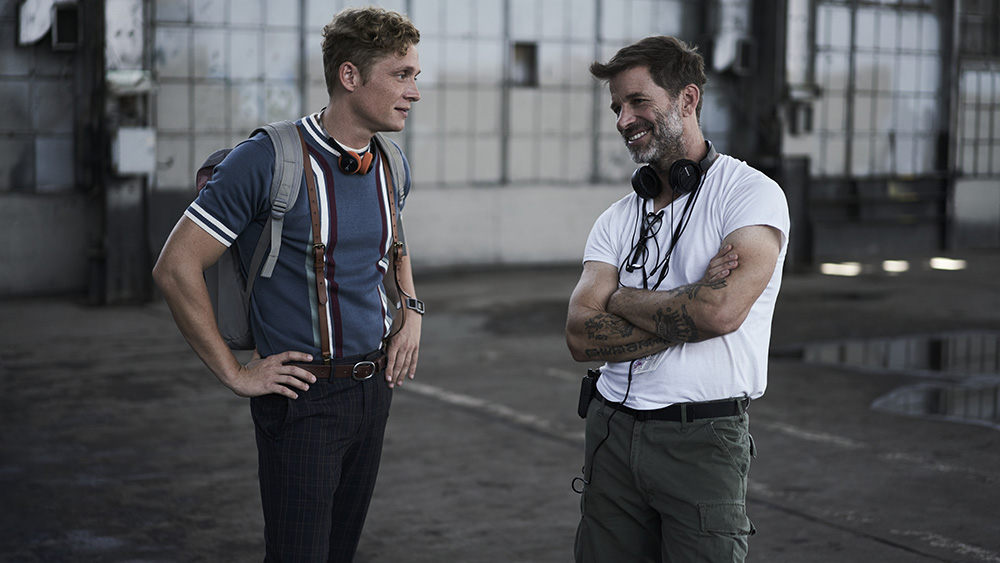 Zack Snyder S Army Of The Dead Sets May Release At Netflix Variety