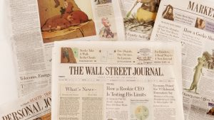 Wall Street Journal Opinion and News Side Divided on Hunter Biden