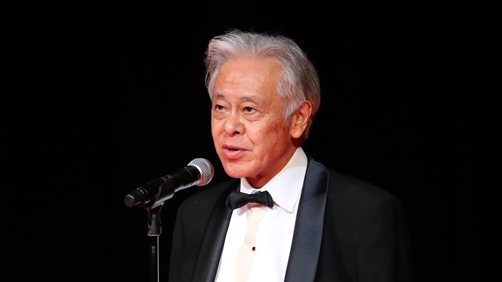 Chairman Ando Hiroyasu Says Tokyo Festival Must Remain Competitive