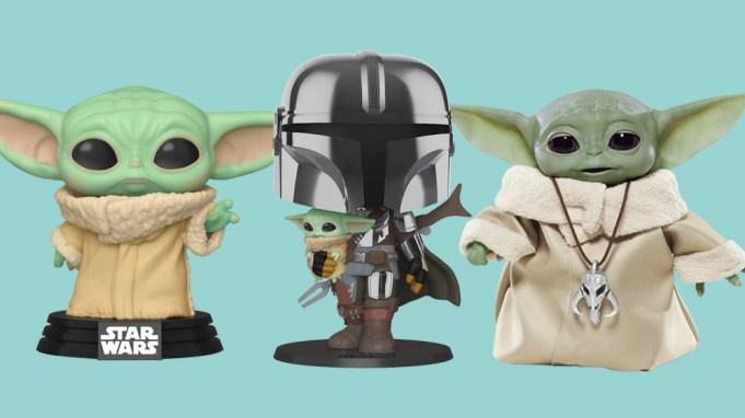Star Wars Mandalorian Child Mandalorian Child Scrunchy Mandalorian Girls Gifts Baby Yoda Inspired Scrunchies Baby Yoda Women/'s Gifts