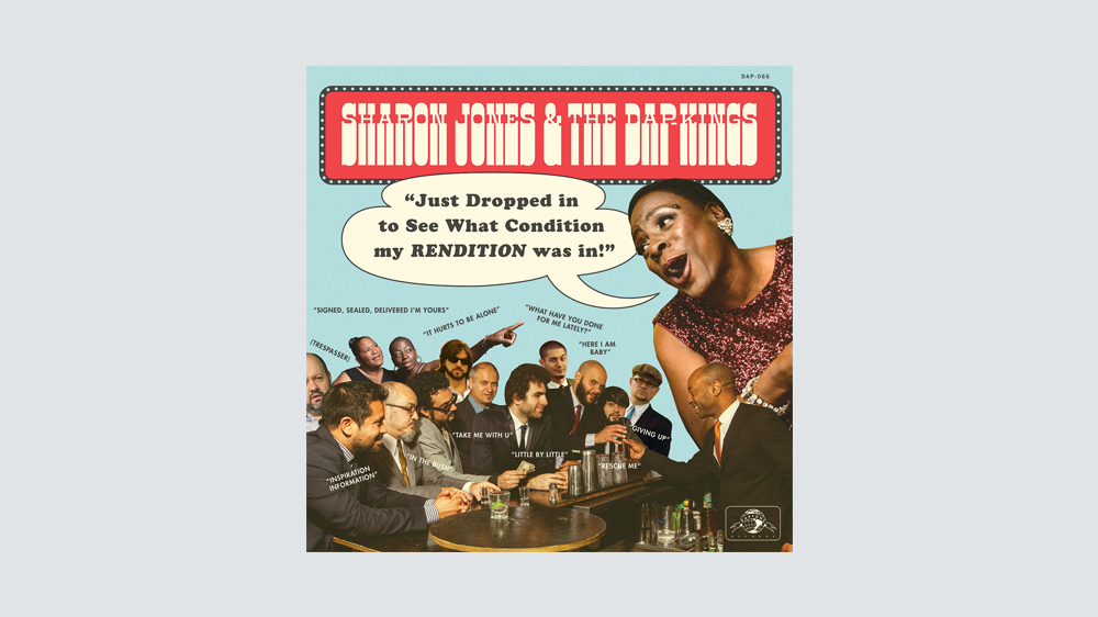 Sharon Jones & the Dap Kings Revive and Reinvent Classics on 'Just Dropped In': Album Review