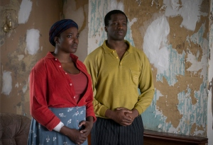 'His House' Stars Wunmi Mosaku and Ṣọpẹ Dìrísù Discuss Their Terrifying Netflix Movie