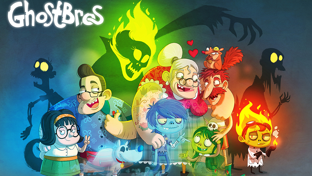 Disney Latin American Vets to Pitch 'Ghost Bros' at Ventana Sur's Animation! (EXCLUSIVE)