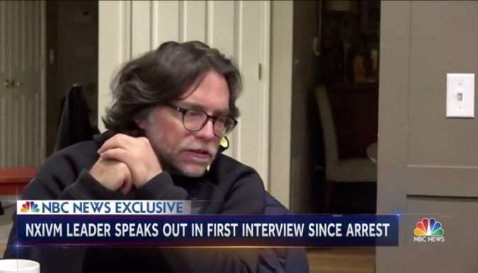 NXIVM Founder Keith Raniere Apologizes for Role in Causing 'Pain and Suffering'
