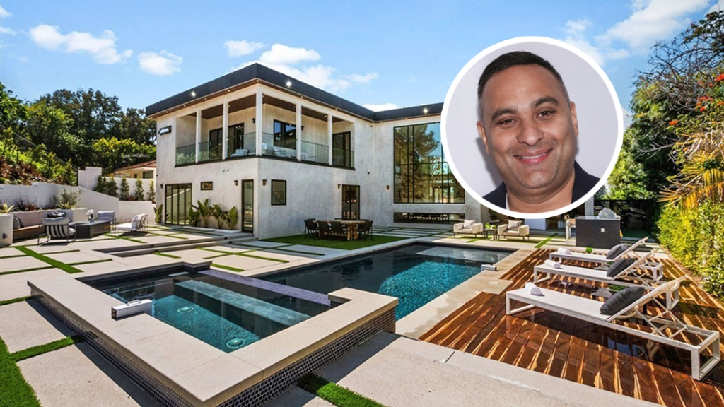Canadian Standup Star Russell Peters Downsizes in the Valley