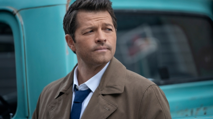 Misha Collins in Supernatural's final season