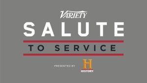 Variety Announces Salute to Service Special Premiering Veterans Day on the History Channel
