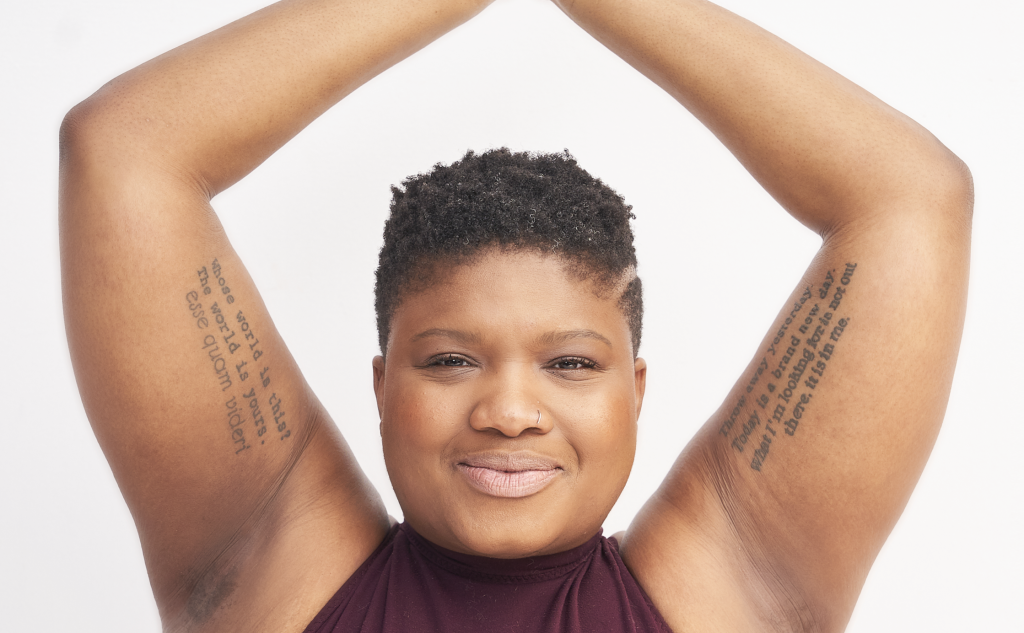 CAA Signs 'Every Body Yoga' Author Jessamyn Stanley (EXCLUSIVE)