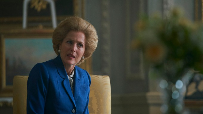 The Crown S4. Picture shows: Margaret