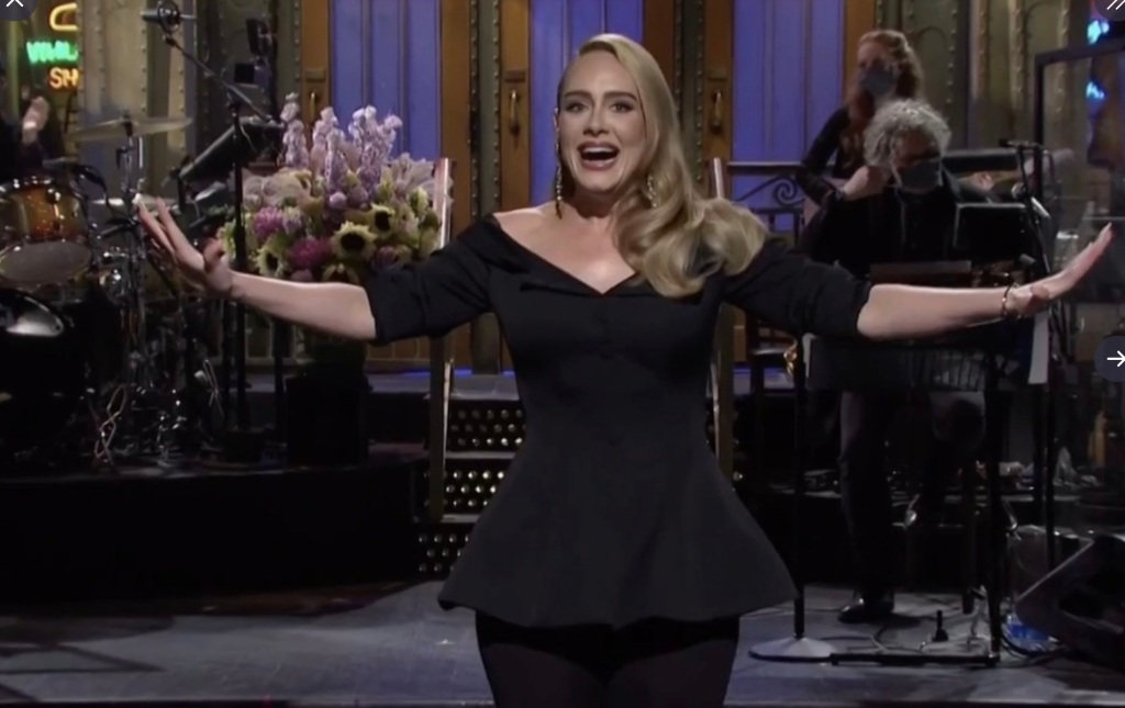 Adele Sings on 'Saturday Night Live' After All – Variety