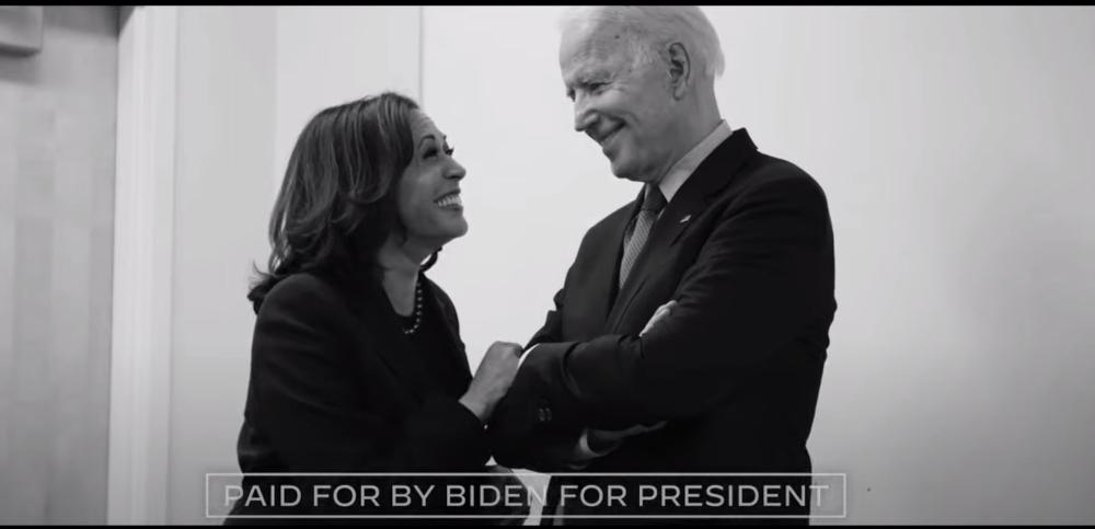 Jojo's Song 'Change' Soundtracks New Joe Biden- Kamala Harris Campaign Ad