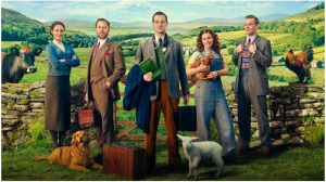 Channel 5 Orders Second Season of Ratings Hit 'All Creatures Great and Small' – Global Bulletin