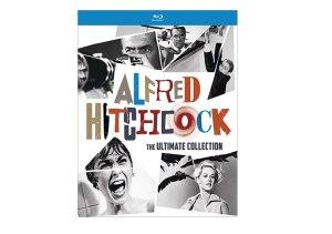 Hitchcock DVD Set