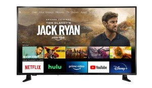 55-inch Smart 4K UHD - Fire TV Edition