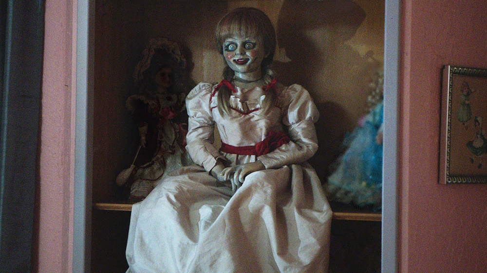 ANNABELLE, 2014. ©Warner Bros. Pictures/courtesy Everett Collection