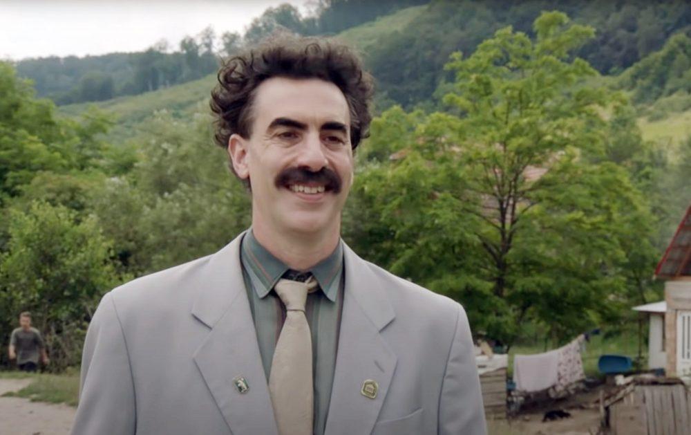 Donald Trump Responds to Sacha Baron Cohen's 'Borat' Sequel: 'To Me, He's a Creep'
