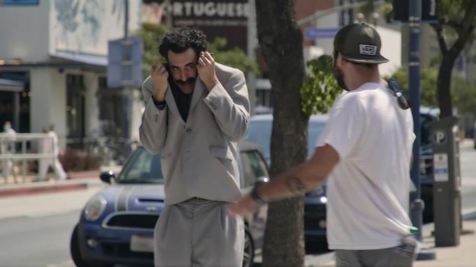 Borat Subsequent Moviefilm Courtesy of Amazon