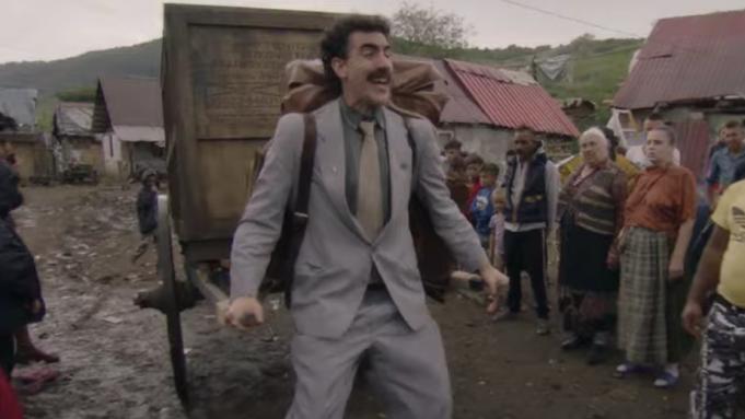 Borat' Sequel Trailer Takes on Coronavirus and Pence - Variety