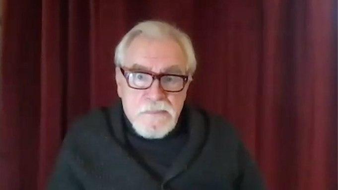 Brian Cox Succession