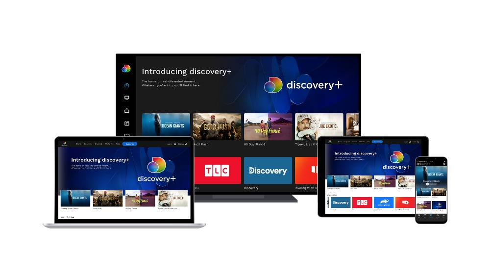 Discovery U K Rebrands Dplus As Discovery Plus From November Variety