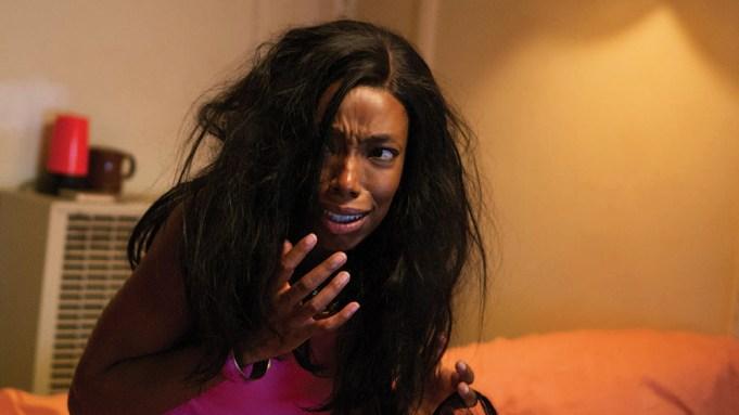 Elle Lorraine Bad Hair Horror Movie