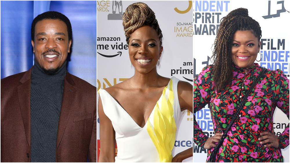 Russell Hornsby, Yvonne Orji and Yvette Nicole Brown to Voice Netflix Animated Series From 'Hair Love' and 'Hotel Transylvania' Artists