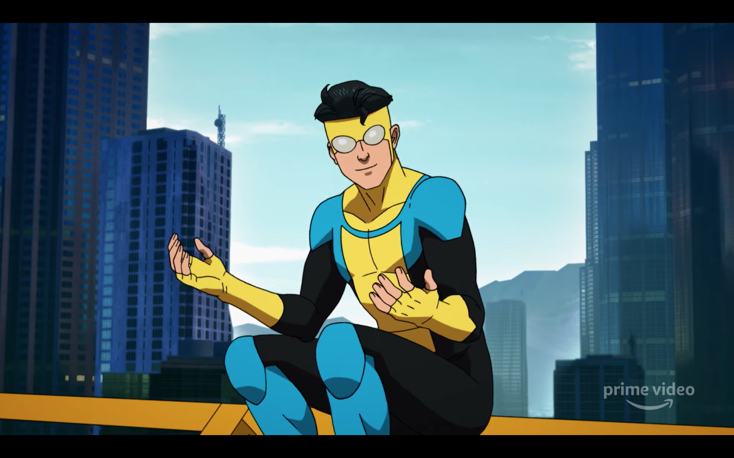 Amazon Releases 'Invincible' Teaser at New York Comic Con - Movies for March 2021 on Amazon Prime