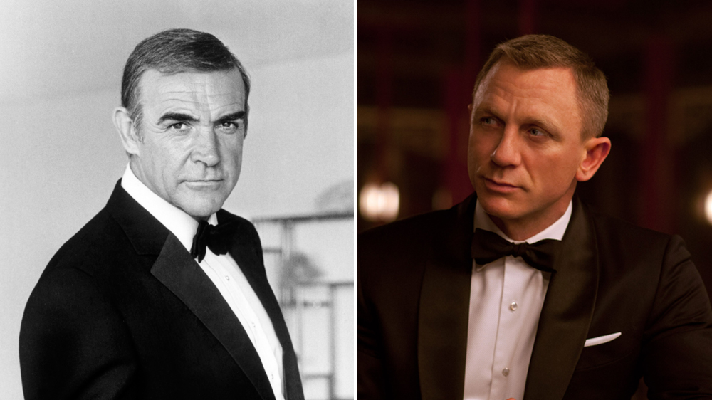 Daniel Craig Pays Tribute to Sean Connery: 'One of the True Greats of Cinema' – Variety