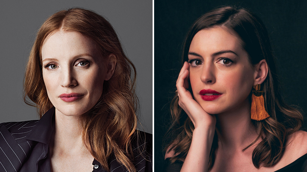 Jessica Chastain, Anne Hathaway to Star in Psychological Thriller 'Mother's Instinct'