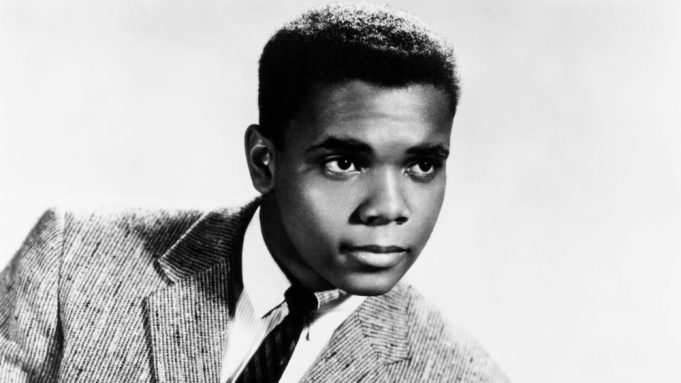 Singer Johnny Nash, ca. mid-1950s