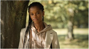 'Black Panther' Star Letitia Wright Responds After Posting Anti-Vax Video