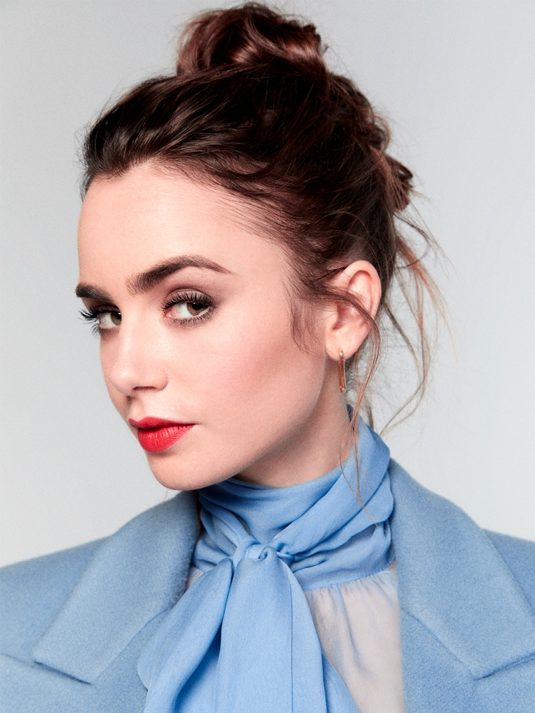 Lilly Collins Variety Big Ticket Podcast 2