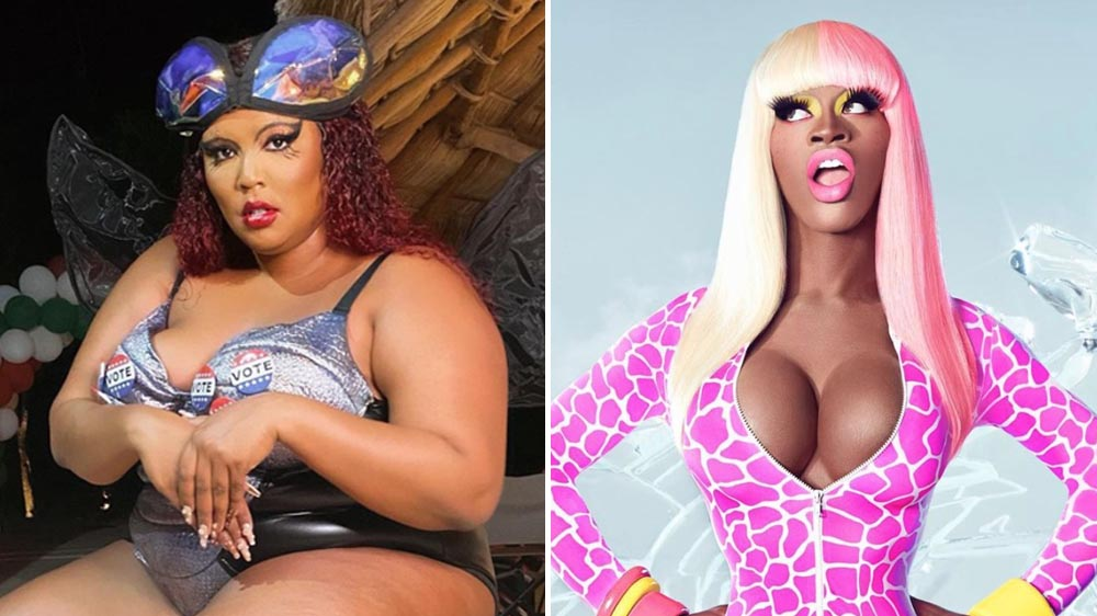 Hollywood's Best Halloween Costumes 2020: Lizzo, Lil Nas X and More