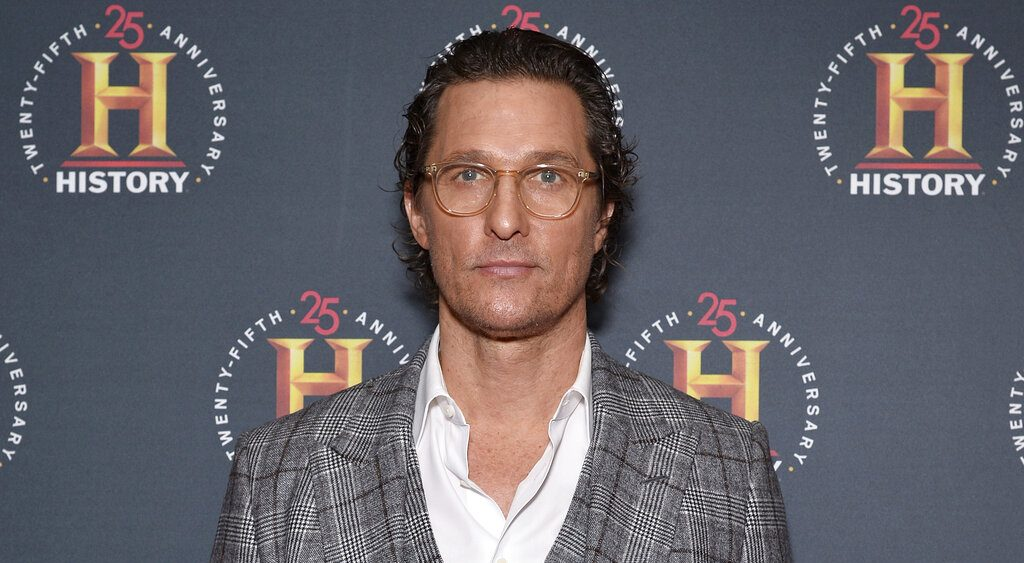 Photo of Matthew McConaughey Reveals He Was Sexually Abused as a Teen in New Memoir