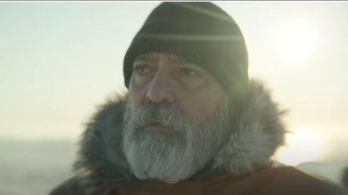 George Clooney's 'The Midnight Sky' Trailer Explores Humanity After Earth's Destruction Midnight-sky