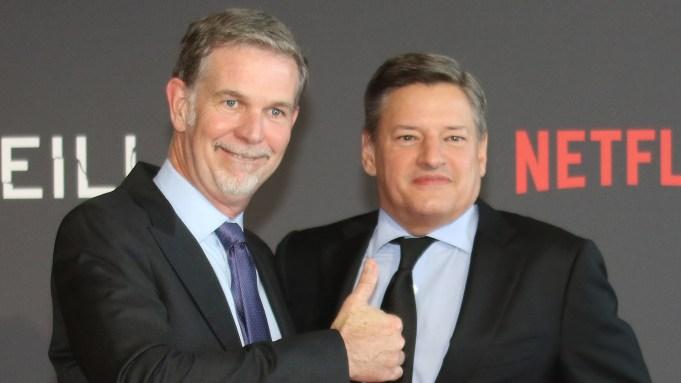 Netflix - Reed Hastings, Ted Sarandos