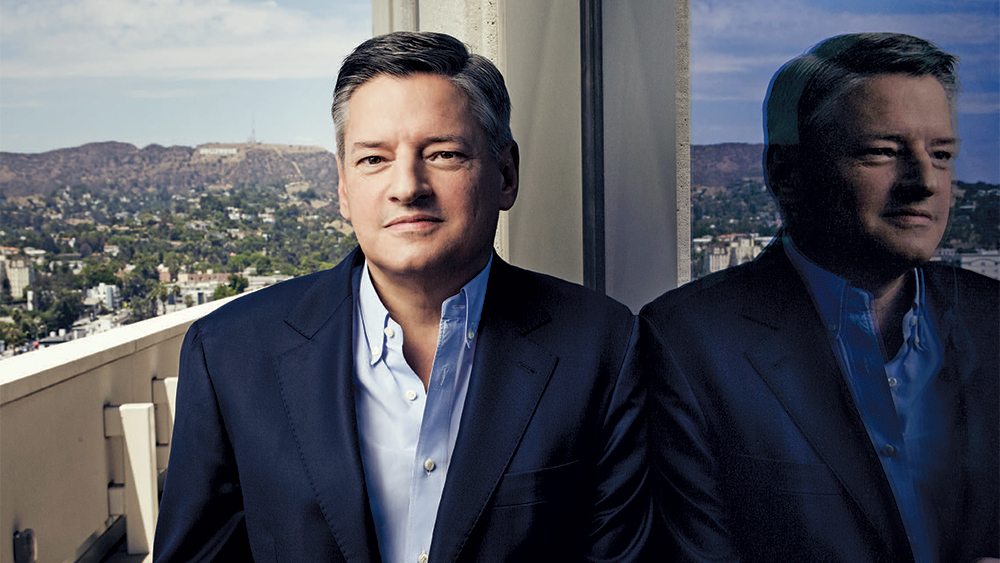 Ted Sarandos Addresses Dave Chappelle Fallout: 'I Screwed Up'