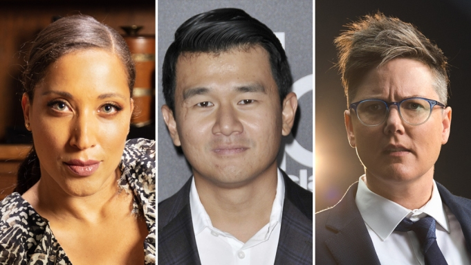 Robin Thede Ronny Chieng Hannah Gadsby