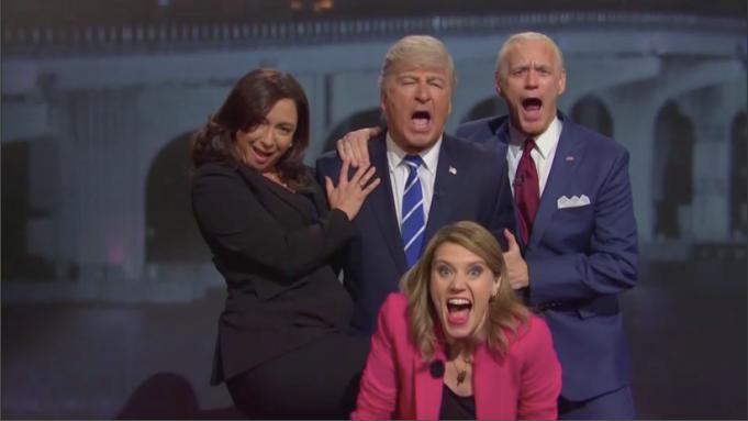NBC SNL Oct 17 cold open