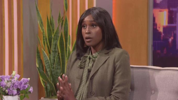 Issa Rae in SNL