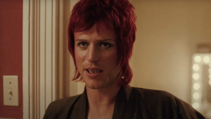 Stardust trailer - the first (and unauthorized) biopic of David Bowie.......