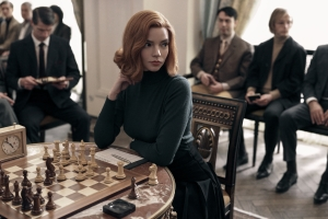 'The Queen's Gambit,' Starring a Magnetic Anya Taylor-Joy, Is a Shrewd Study of Genius: TV Review