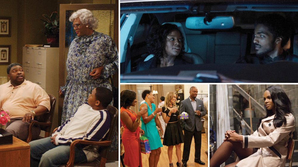 Tyler Perry Built a Small-Screen Empire From Scratch. Now He's Eager to Pass the Torch