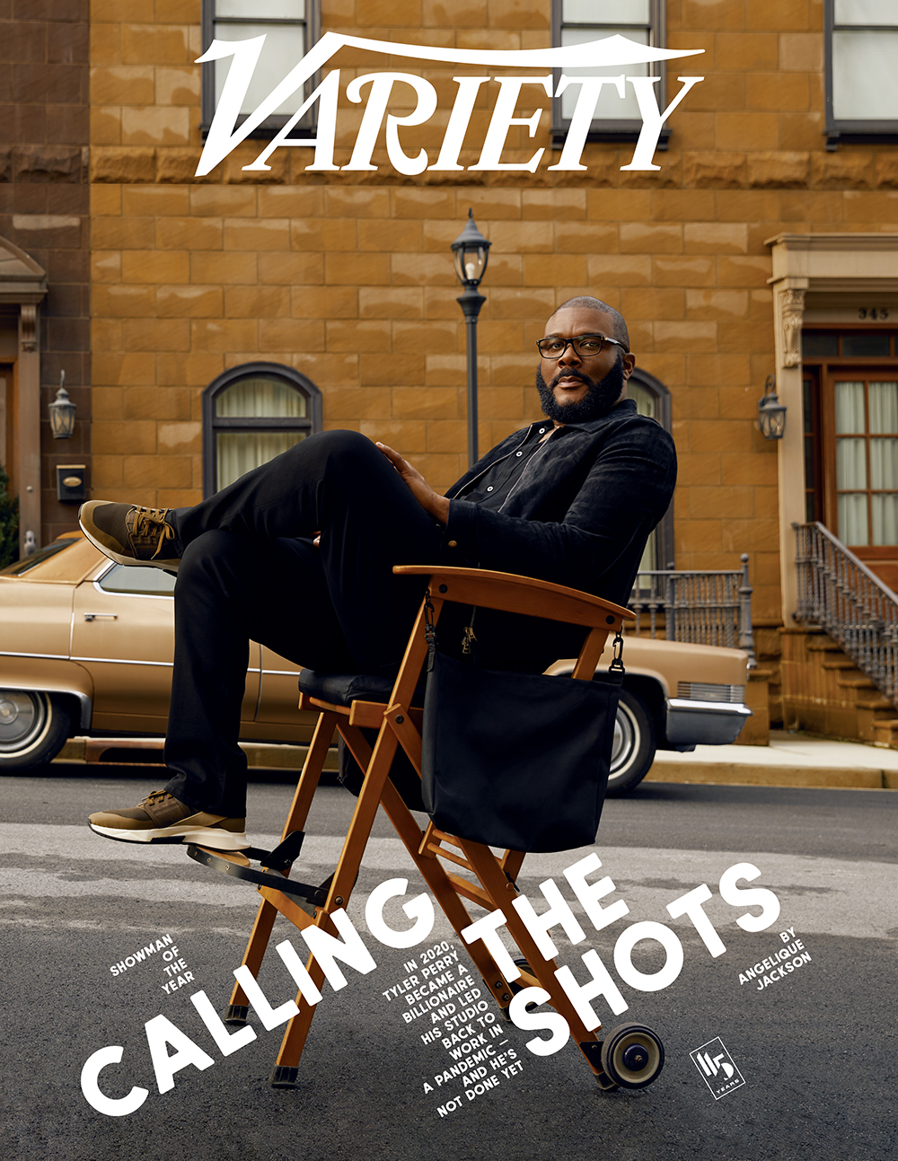 Tyler Perry Variety Cover